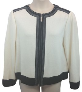 St. John Sport by Marie Gray Knit Jacket Blazer