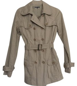 Vince Fall Classic Trench Belt Trench Coat