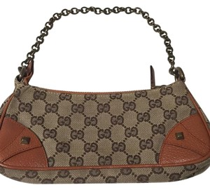 Gucci Wristlet in Brown