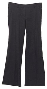 Theory Boot Cut Pants Navy