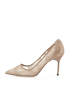 Manolo Blahnik Bb Bb 90mm 90mm Gold Pumps