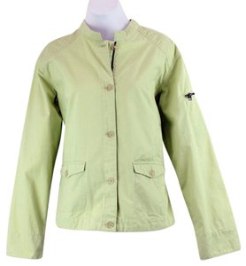 Columbia Green Lime Pink Black Jacket