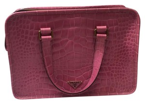 Prada Satchel in Lilac
