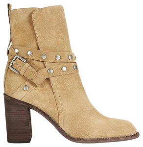 See by Chlo Suede Beige Boots