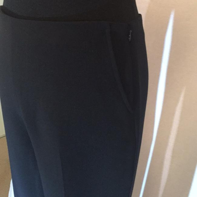 Ralph Lauren Collection Straight Pants Black Image 1