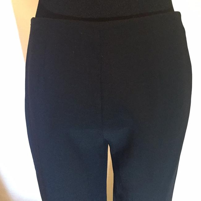 Ralph Lauren Collection Straight Pants Black Image 2