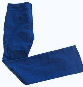 A. Byer Boot Cut Pants Blue