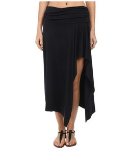 Michael Kors Cover up Draped Skirt Swim
