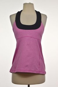 Lululemon Womens Active Shirt Top Pink