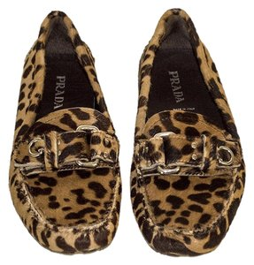 Prada brown / tan Flats