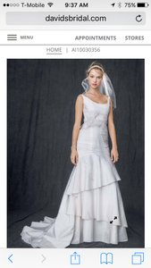 David's Bridal Ai10030356 Wedding Dress