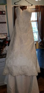 Alfred Angelo Style 801 Wedding Dress