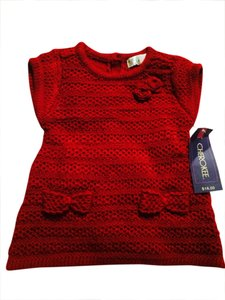 Cherokee short dress RED on Tradesy