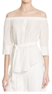 Whistles Top White