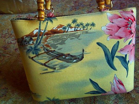 Other Satchel in floral