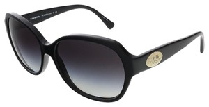 Coach Coach Black Square Sunglasses