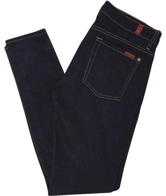 Preload https://img-static.tradesy.com/item/17924476/7-for-all-mankind-blue-the-skinny-jeans-size-28-4-s-0-1-650-650.jpg