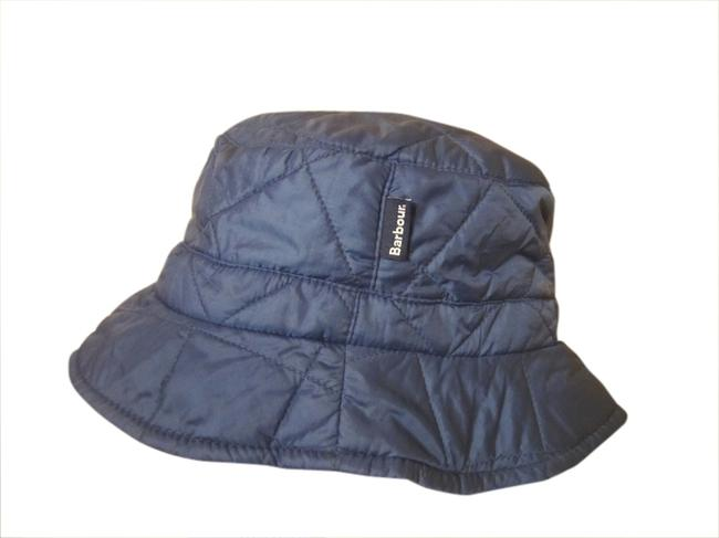 Item - Navy Bucket Quilted Hat