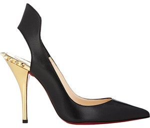 Christian Louboutin Size 36.5 Black Pumps