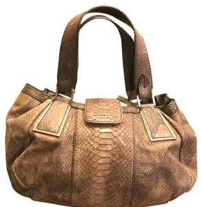 Calvin Klein Tote in Shades Of Beige And Tan