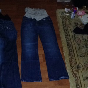 7 For All Mankind Seven Maternity Jean