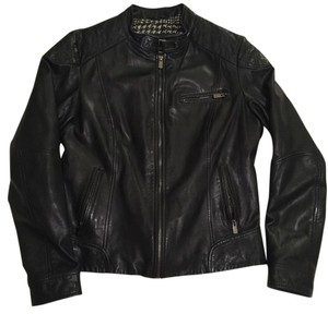 Bod & Christensen Leather Jacket