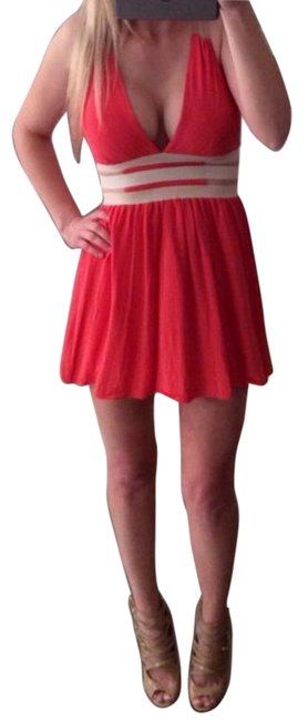 Preload https://img-static.tradesy.com/item/17927029/keepsake-the-label-pink-borrowed-heart-small-above-knee-night-out-dress-size-4-s-0-1-650-650.jpg