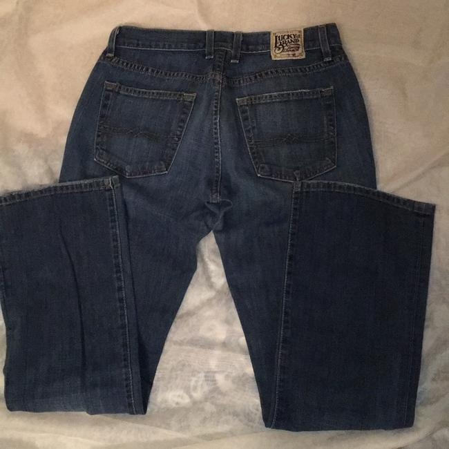 Lucky Brand Straight Leg Jeans Image 1