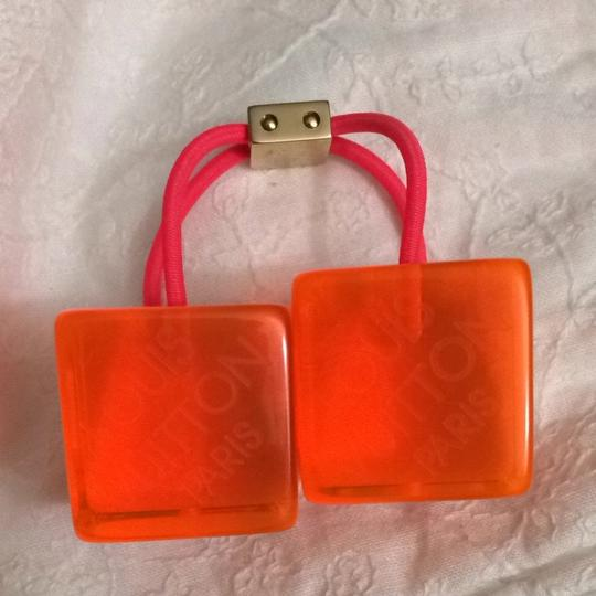 Louis Vuitton louis vuitton hair cubes limited edition neon