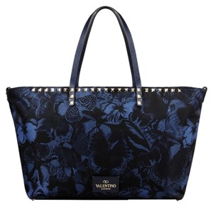 Valentino Tote in Camu Butterfly
