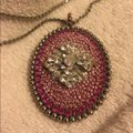 Other Gorgeous Jeweled Necklace / Pendant Image 3