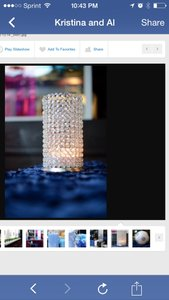 3 Or Will Sell Seperate Beautiful Crystal Candleholders
