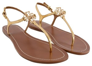Tory Burch 32070 Gold Sandals