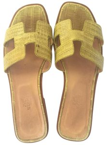 Herms Sandals