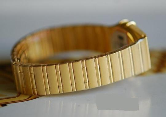 Omega OMEGA CONSTELLATION 18K YELLOW GOLD WATCH Image 1