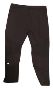 Lululemon Meshleggings Black mesh Leggings