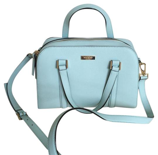 Preload https://img-static.tradesy.com/item/17928961/kate-spade-newbury-lane-small-felix-grace-blue-leather-shoulder-bag-0-4-540-540.jpg