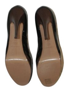 Casadei black /brown Pumps