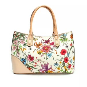 Gucci Tote in Floral