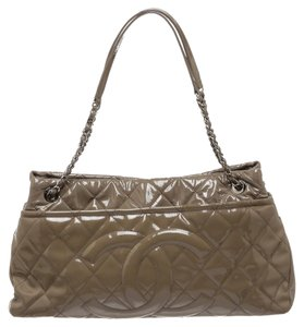 Chanel Tote in Taupe