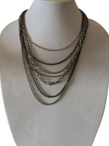 Coldwater Creek Multi chain necklace