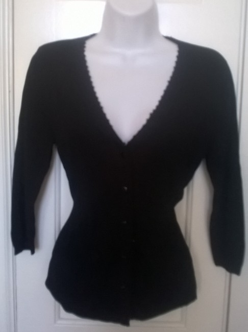 Other Beaded Twinset Cardigan Image 3