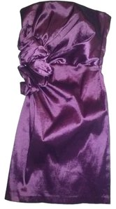 Jessica McClintock Satin Formal Size 1 Free Shipping New Pettite Dress