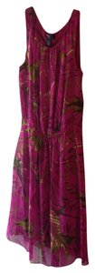 Signature by Robbie Bee short dress Pink Summer Festival on Tradesy
