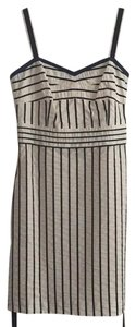 Tory Burch short dress Navy & Ivory Stripes on Tradesy