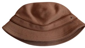 Coach Signature Wool Bucket Hat