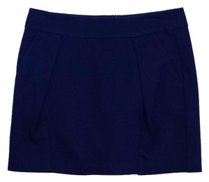 Trina Turk Cobalt Blue Mini Skirt