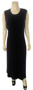 black Maxi Dress by Maxchetta P2158 Size Large