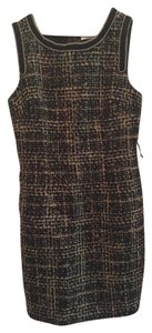 Trina Turk Sheath Tweed Dress