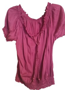Self Esteem Vintage Top Pink